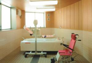 ときだの里 施設案内 浴室