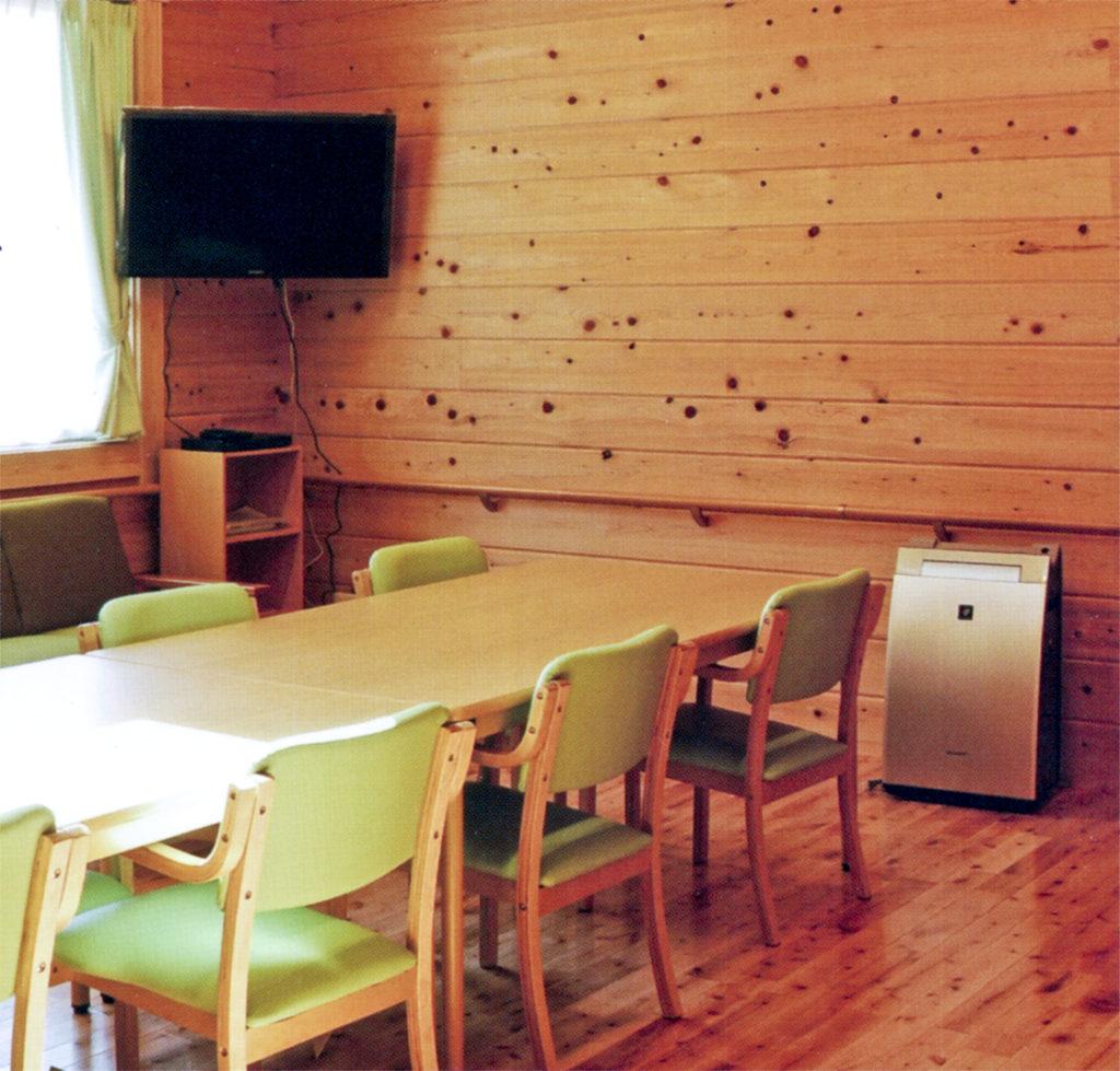 食堂・談話・生きがい施設