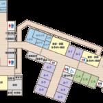 たきの里 施設マップ